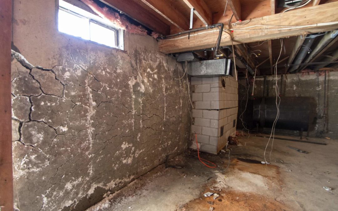 New London Ct Basement Waterproofing Amp Foundation Repair