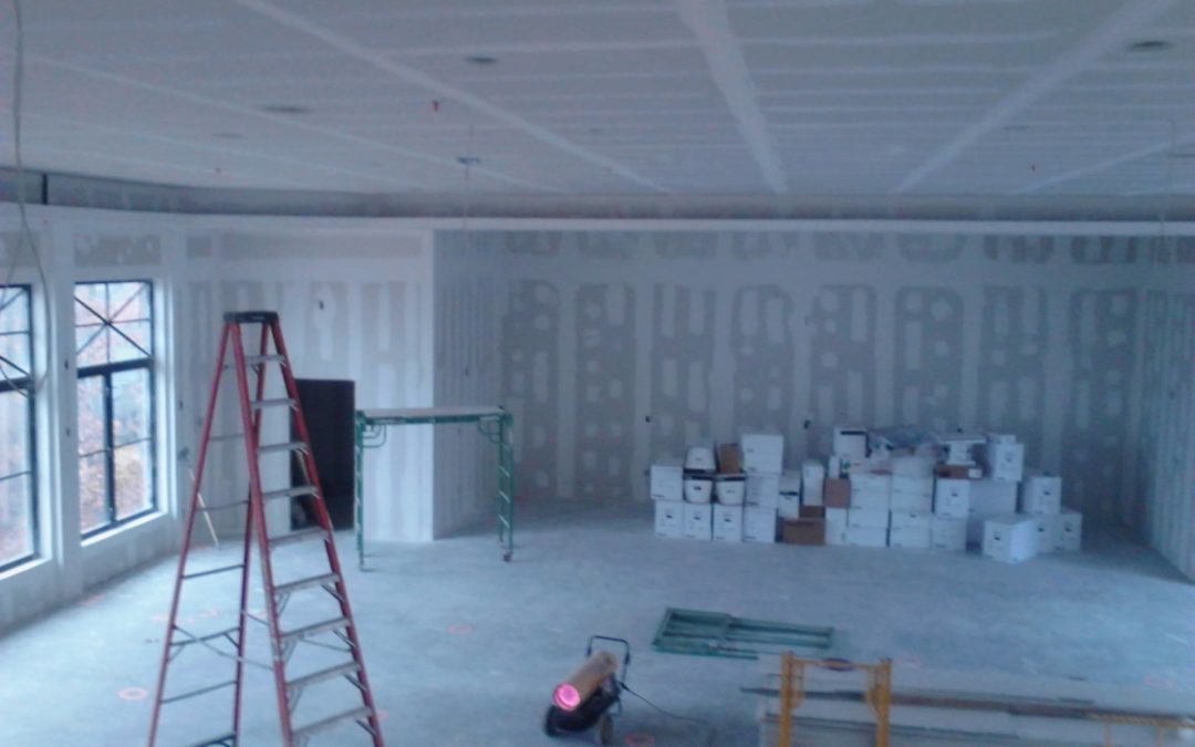 Drywall Repairs & Drywall Finishing in New London, CT