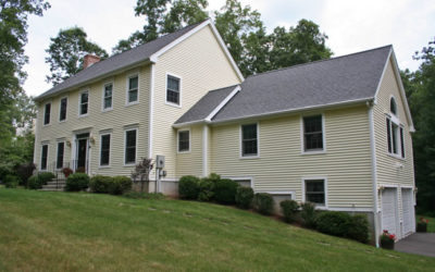 How Often is Exterior House Painting Required | New London, CT