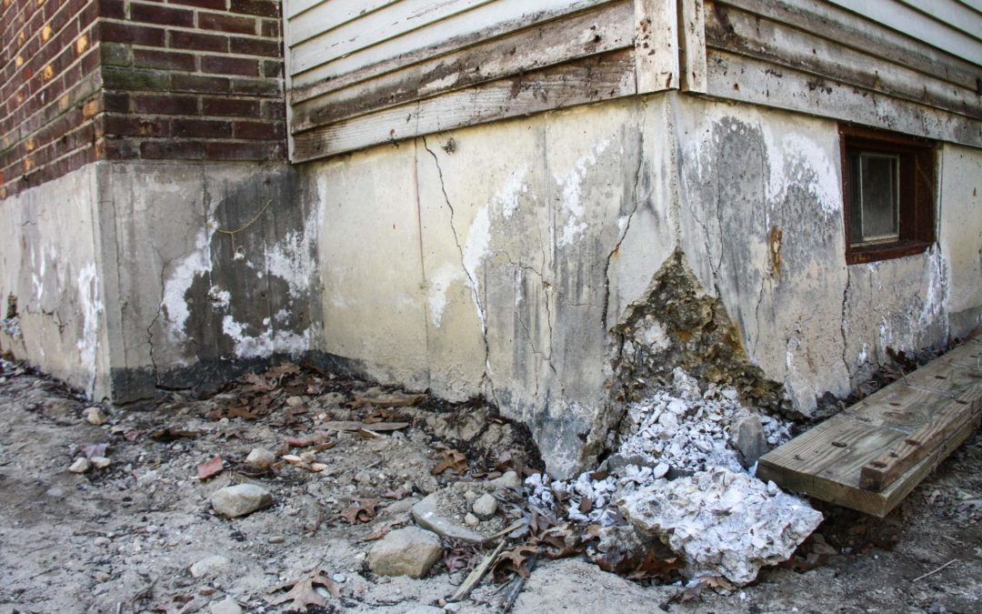 New London, CT – Masonry Repair Services for Steps, Patios, Foundations, Crumbling Concrete