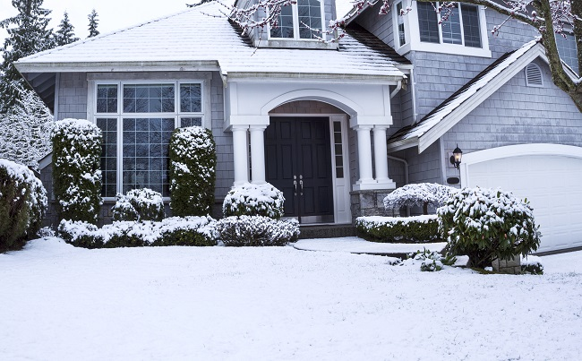 Is Painting Your House in Winter a Good Idea? Connecticut Residential & Commercial Painting Contractor